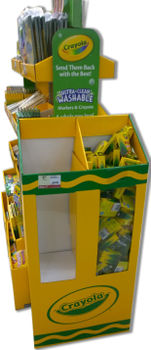 Temporary / Corrugated Displays